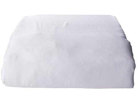 Home Source International - 100% Rayon from Bamboo Cal King Fitted Sheet (White) Sheets Bedding