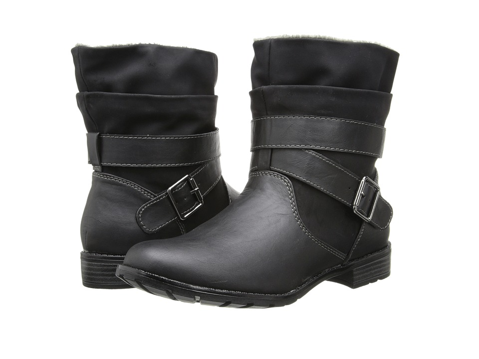Tundra Boots - Beverly (Black) Women's Cold Weather Boots