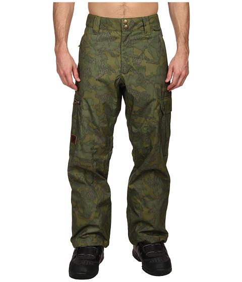 DC - Code 15 Cargo Pant (Overlay Camo) Men's Casual Pants