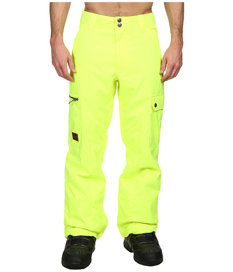 DC - Code 15 Cargo Pant (Safety Yellow) Men