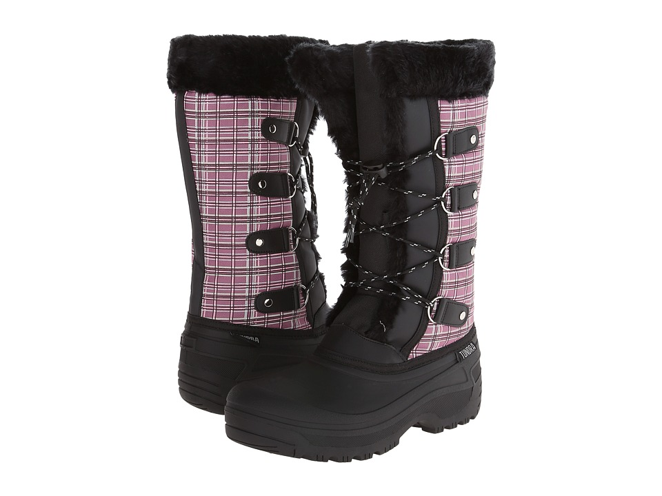 Tundra Boots - Diana (Print Tulip) Women's Cold Weather Boots