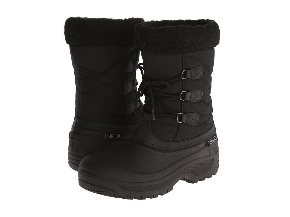 Tundra Boots Dot (Black) Women