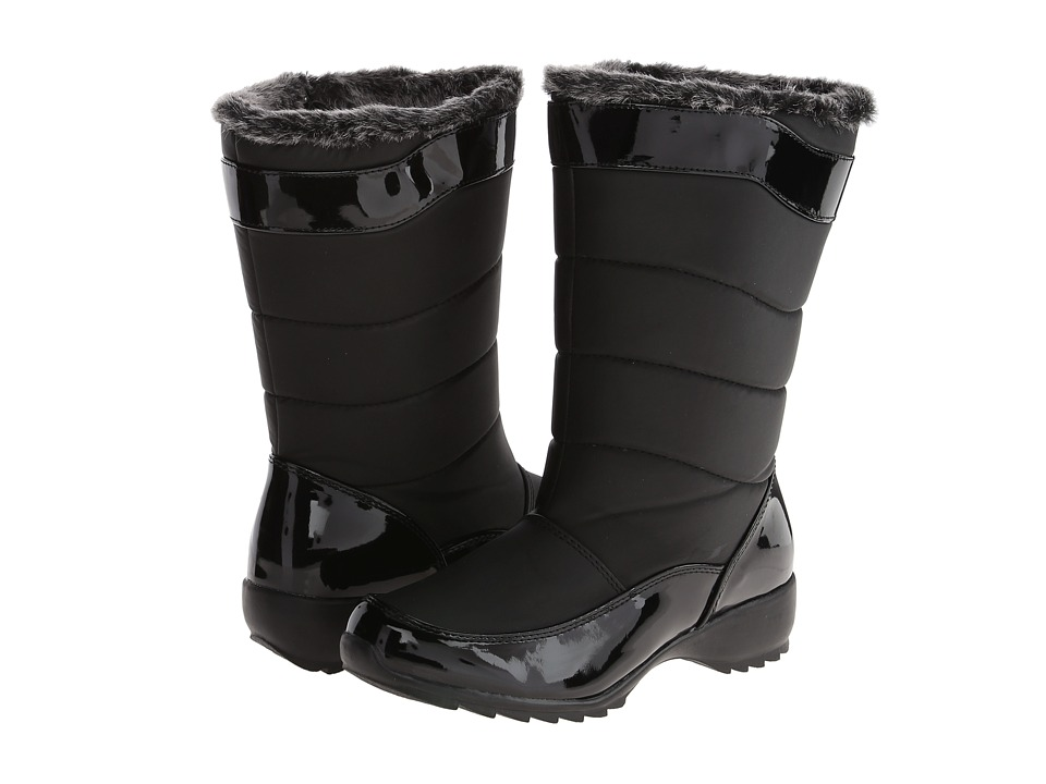 Tundra Boots - Jadyn (Black) Women's Cold Weather Boots