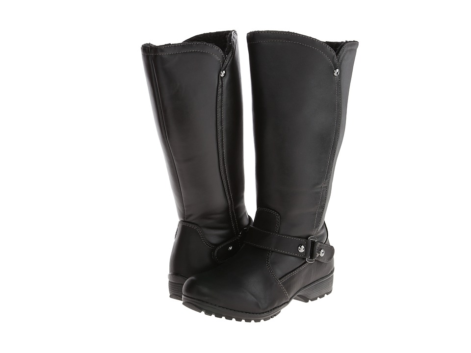 Tundra Boots - Bryn (Black) Women's Cold Weather Boots