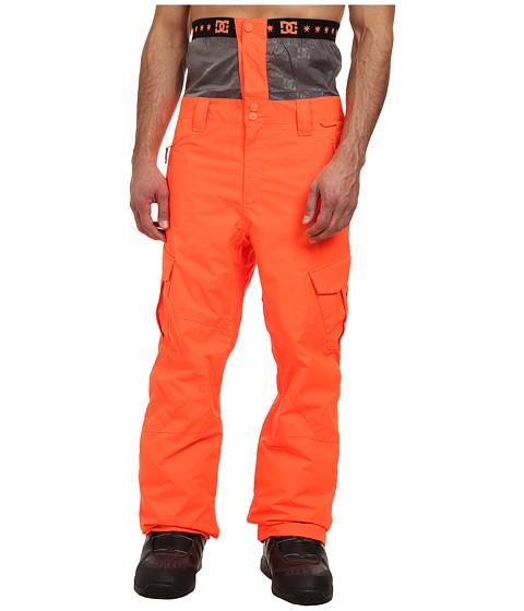 DC - Donon 15 Pant (Shocking Orange) Men's Casual Pants