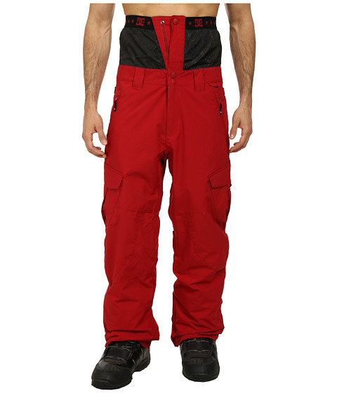 DC - Donon 15 Pant (Rio Red) Men's Casual Pants