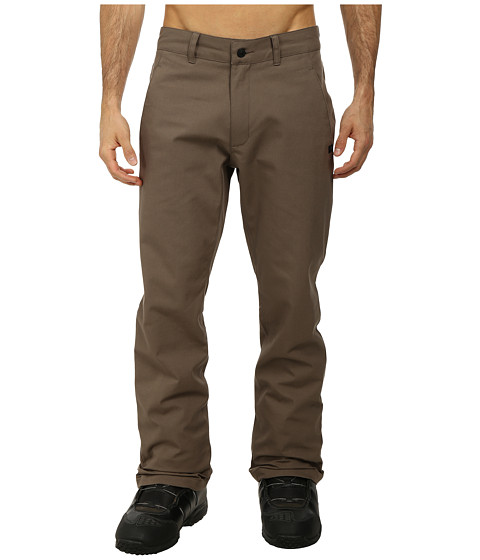 DC - Ollie Pant (Morel) Men's Casual Pants