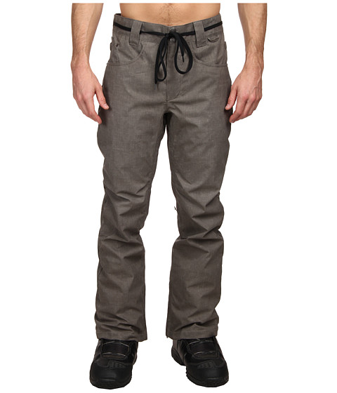 DC - Relay 15 Pant (Pewter) Men