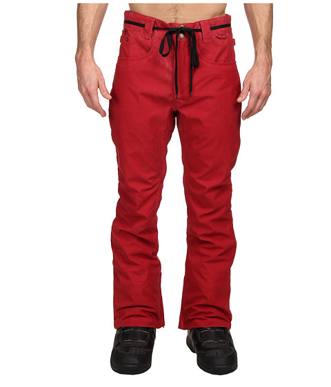 DC - Relay 15 Pant (Rio Red) Men's Workout