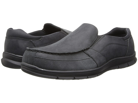 Propet - Dylan Slip-On (Black) Men's Slip on Shoes