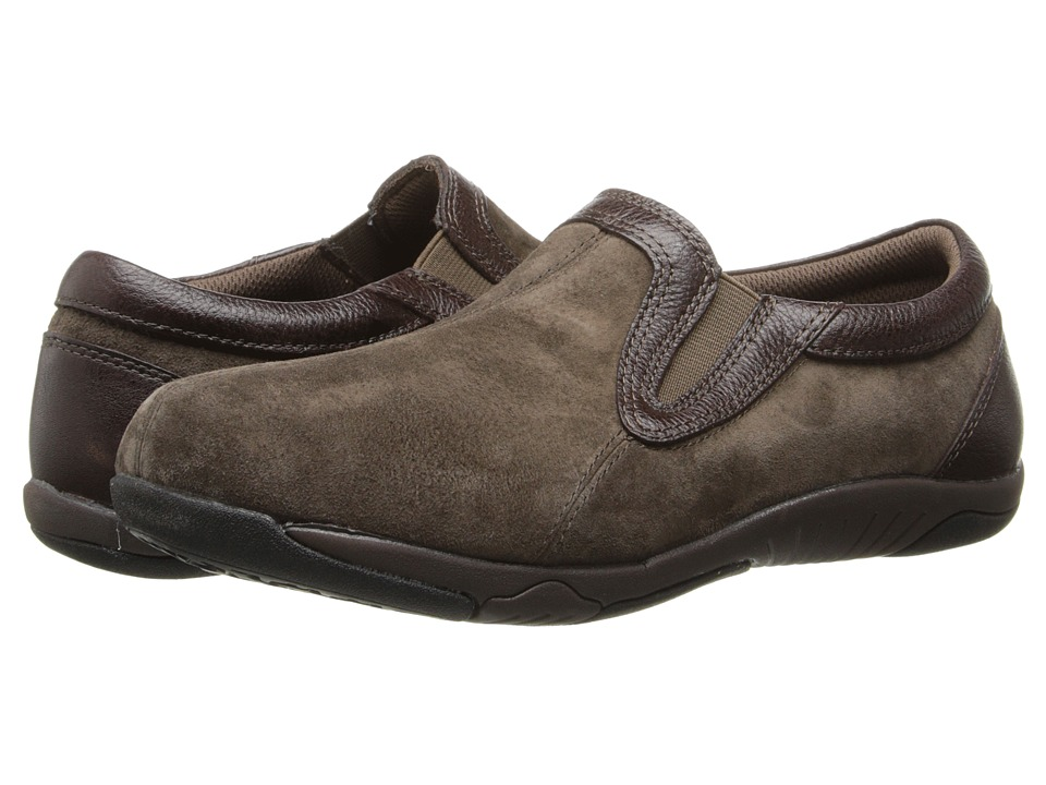 Propet - Patricia (Coffee) Women's Slip on Shoes