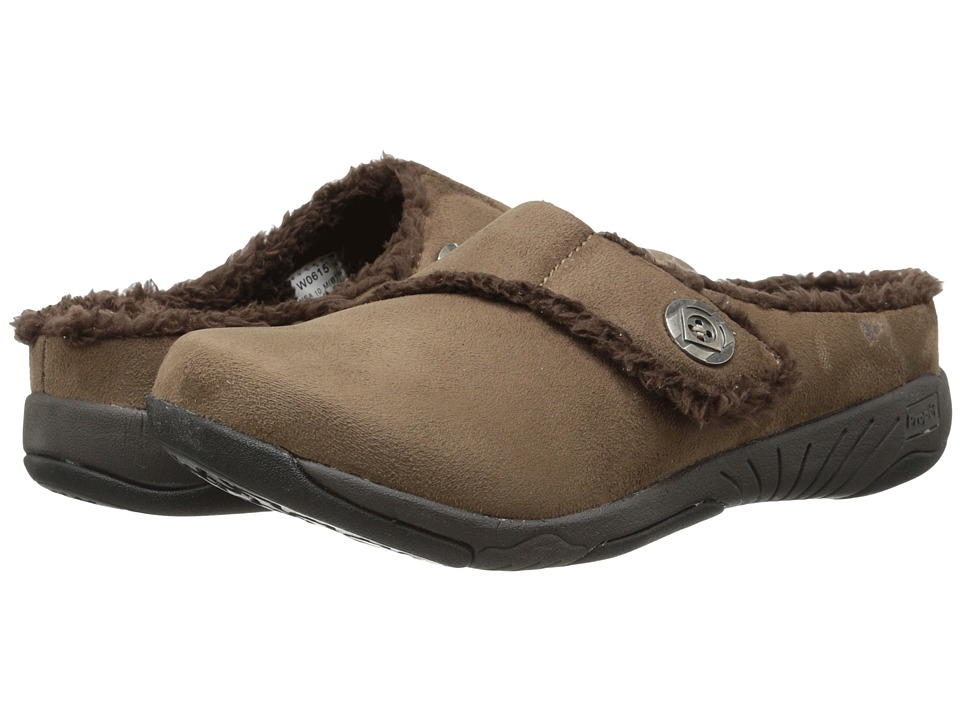 Propet - Morgan (Cigar Velour) Women's Shoes