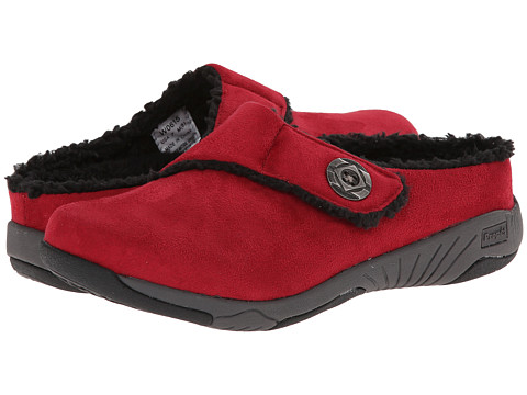 Propet - Morgan (Red Velour) Women's Shoes
