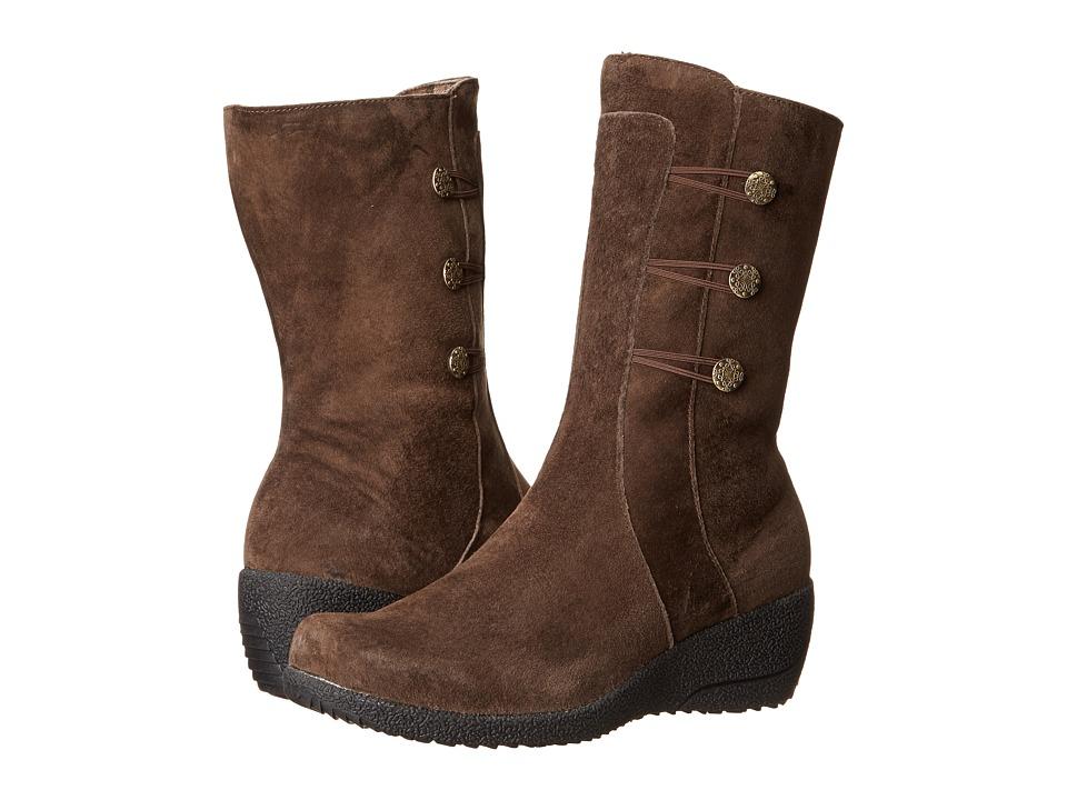 Propet - Simone (Coffee) Women's Shoes