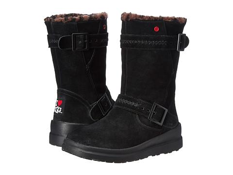 UGG - Moto (Black Suede) Women's Boots