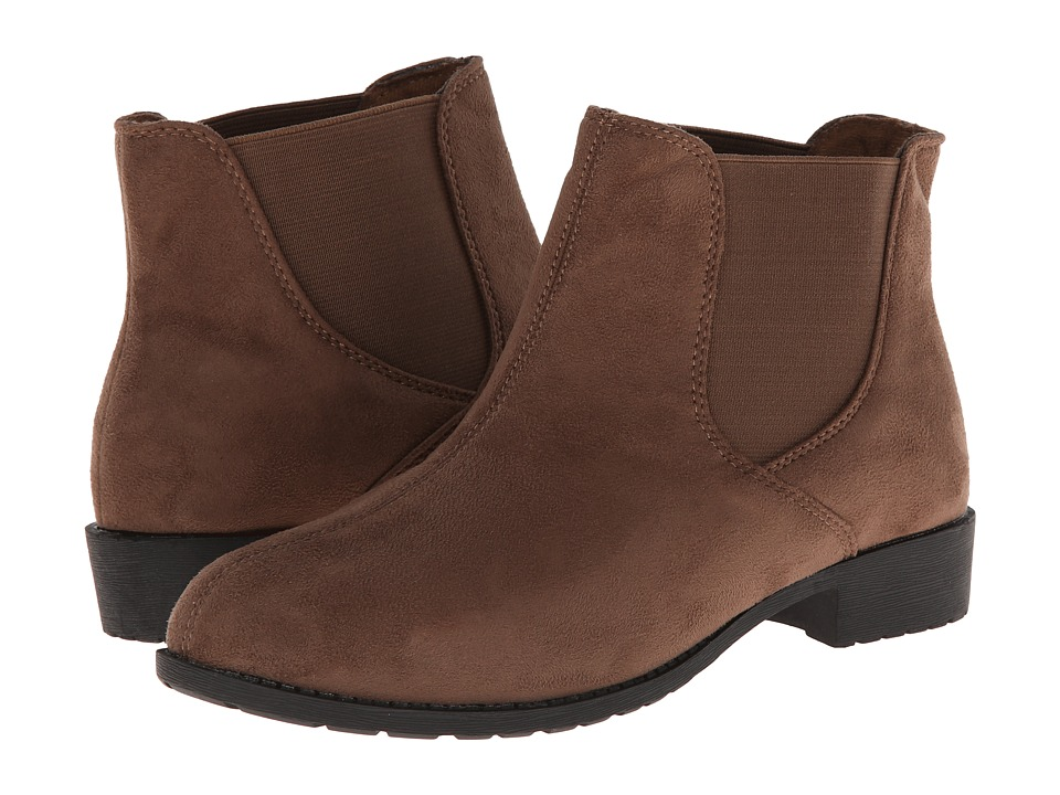 Propet - Scout (Cigar Velour) Women's Shoes