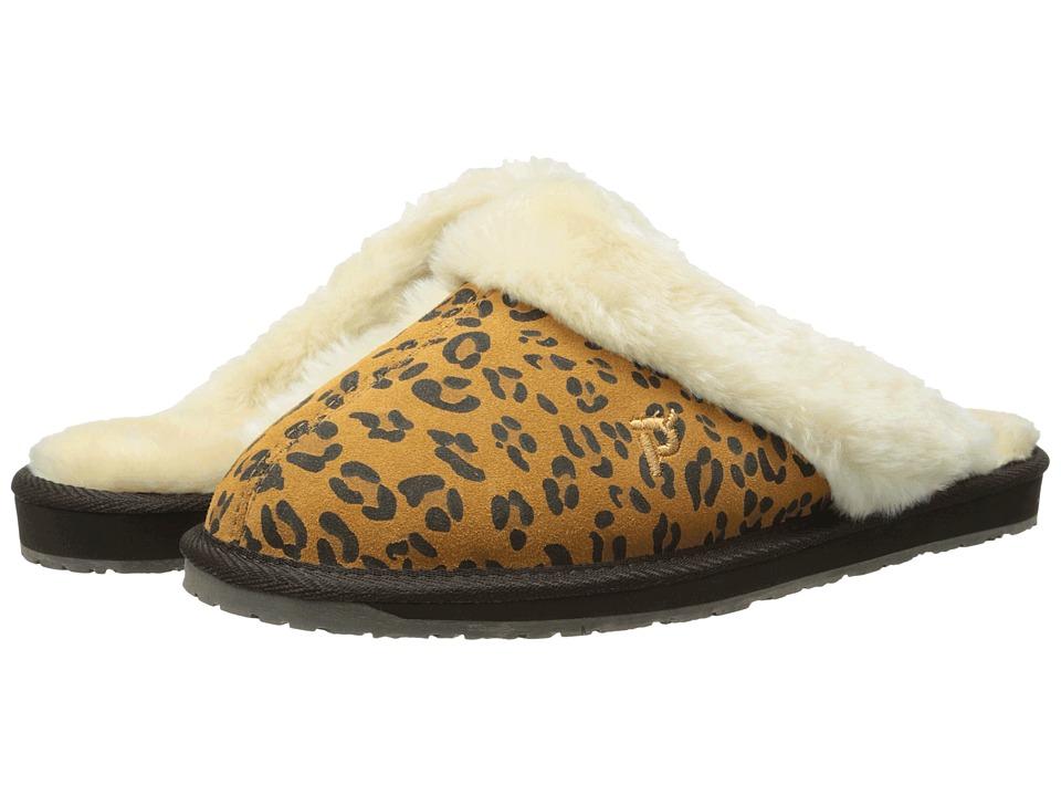 Propet - Scuff (Leopard) Women's Slippers