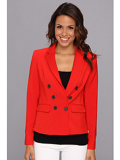 SALE! $49.99 - Save $109 on Anne Klein Blazer w Side Zippers (Red) Apparel - 68.56% OFF $159.00