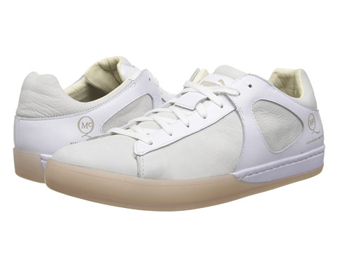 PUMA - McQ Climb Lo (White) Men's Shoes