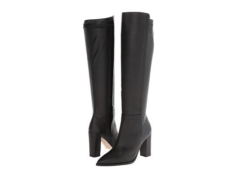 Loeffler Randall - Minetta (Black/Black) Women's Pull-on Boots