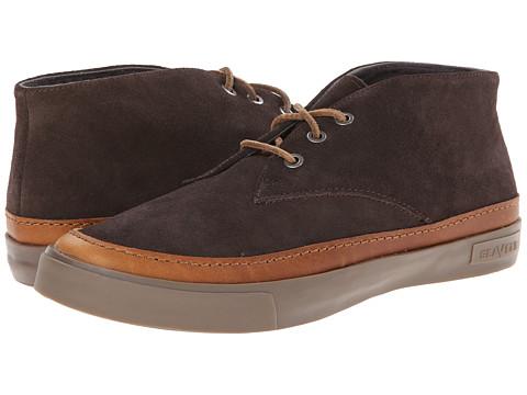 SeaVees - 12/62 Maslon Desert Boot (Chocolate) Men's Boots