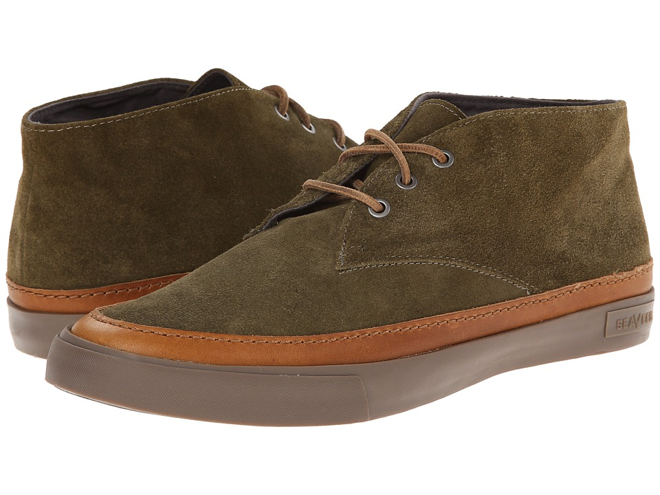 SeaVees - 12/62 Maslon Desert Boot (Surplus Olive) Men
