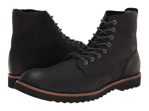 SeaVees - 05/63 Boondocker Boot (Black Iron) Men's Lace-up Boots