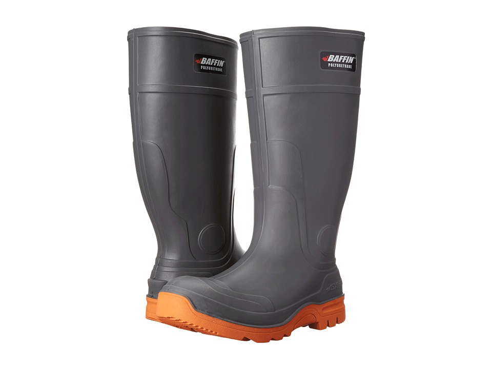 Baffin - Brutus (Charcoal/Orange) Men's Boots