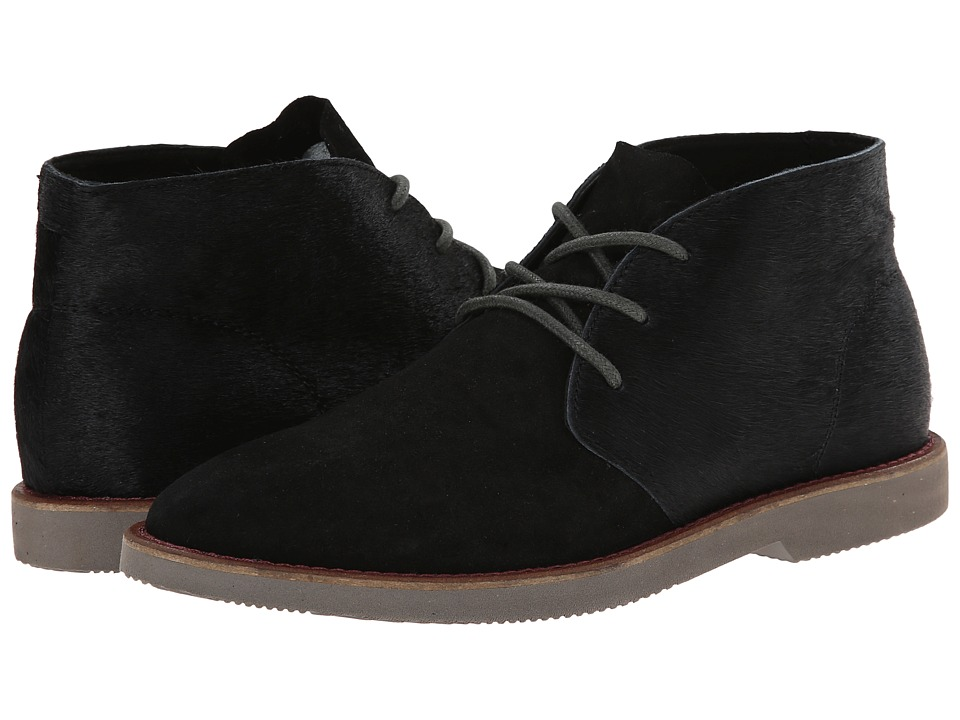 SeaVees 12/67 3 Eye Chukka (Black) Women