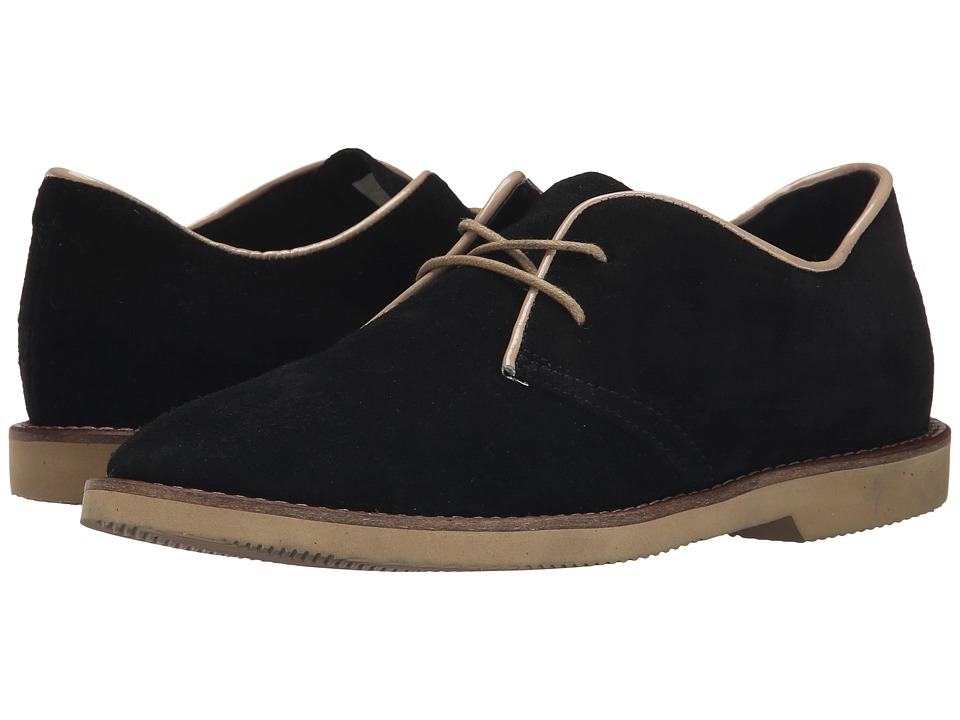 SeaVees - 10/60 Buck (Black) Women's Lace up casual Shoes