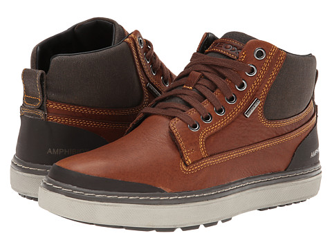 Geox - U Mattias B Abx 2 (Brown) Men's Waterproof Boots
