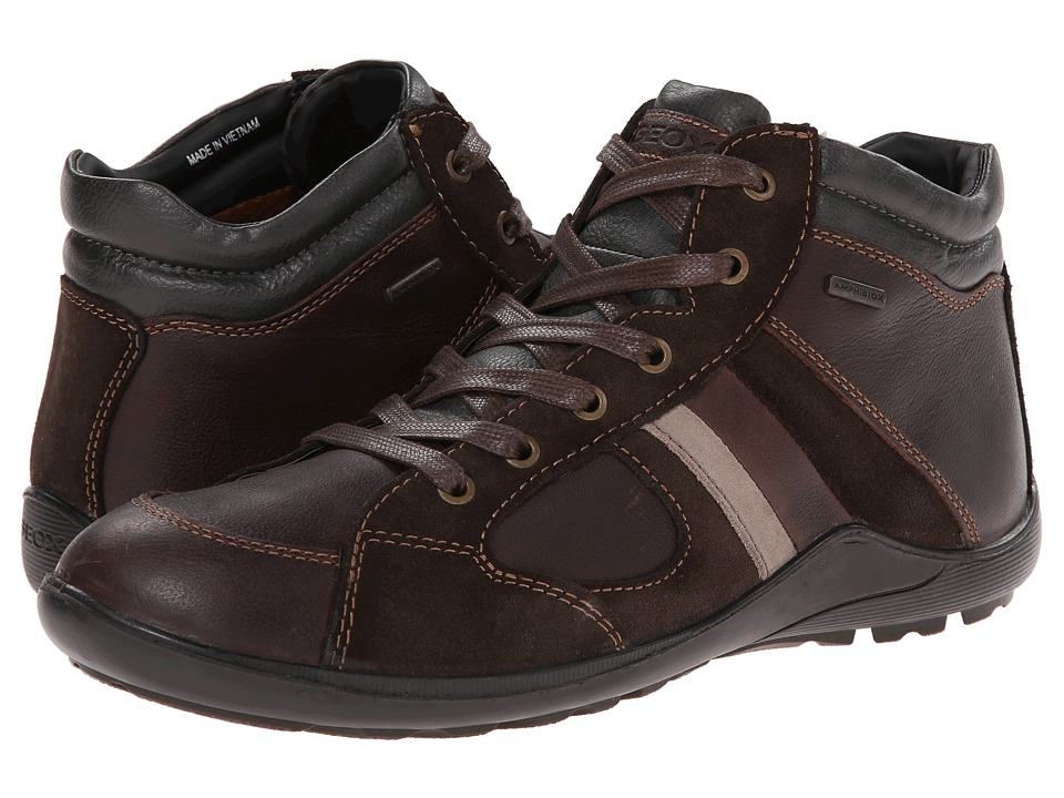 Geox - U New Compass B Abx 2 (Coffee/Brown) Men's Waterproof Boots
