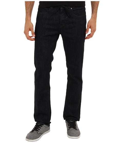 KR3W - K Slim Denim in Dark Blue (Dark Blue) Men's Jeans
