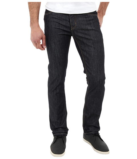 KR3W - K Slim Denim in Raw Blue (Raw Blue) Men