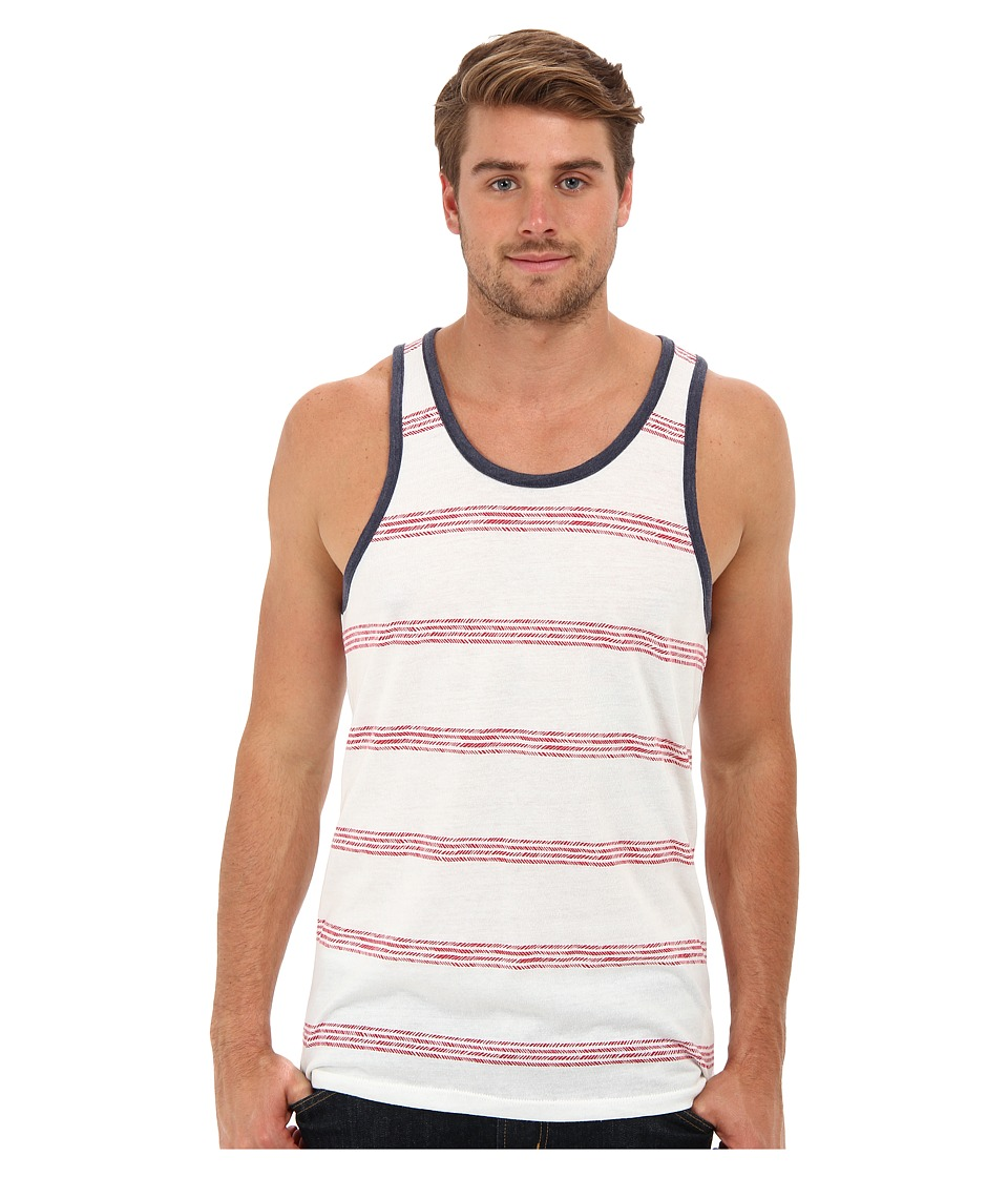 Alternative - Lincoln Printed Tank (United Stripe) Men