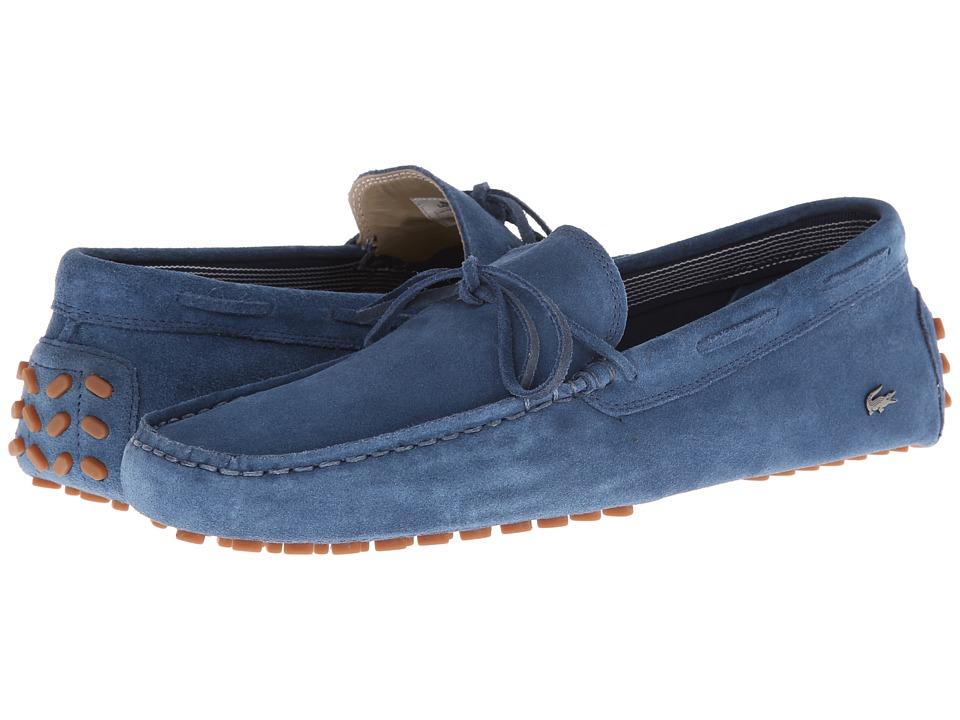 d7c5aa4e6d5c2 Lacoste Concours Lace 4 Mens Shoes (Blue) on PopScreen