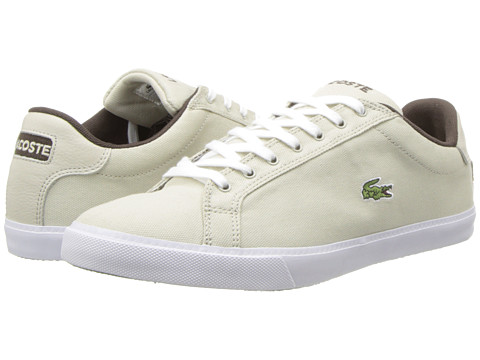 Lacoste - Graduate Vul (Natural/White) Men