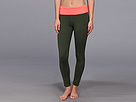 Reebok Fire It Up Legging (Primal Green S14-R) Women's Workout