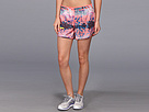 Reebok One Series Woven Running Short (Punch Pink S14-R) Women's Shorts