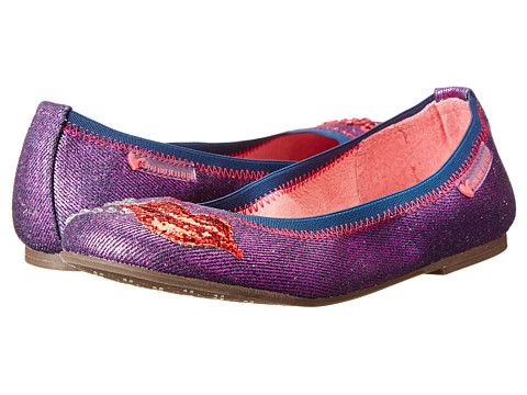 Agatha Ruiz De La Prada Kids - 141975 (Toddler/Little Kid/Big Kid) (Purple) Girl's Shoes