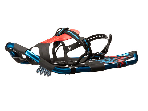 Atlas - Spark Boys Snowshoe (True Cyan/Red) Outdoor Sports Equipment