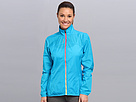 Reebok Re Wind Jacket (Blue Bomb S14-R) Women's Coat