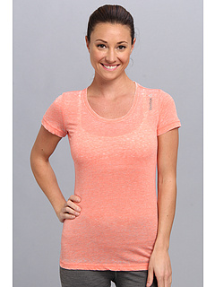 SALE! $14.99 - Save $13 on Reebok Yoga Bo Tee (Punch Pink S14 R) Apparel - 46.46% OFF $28.00