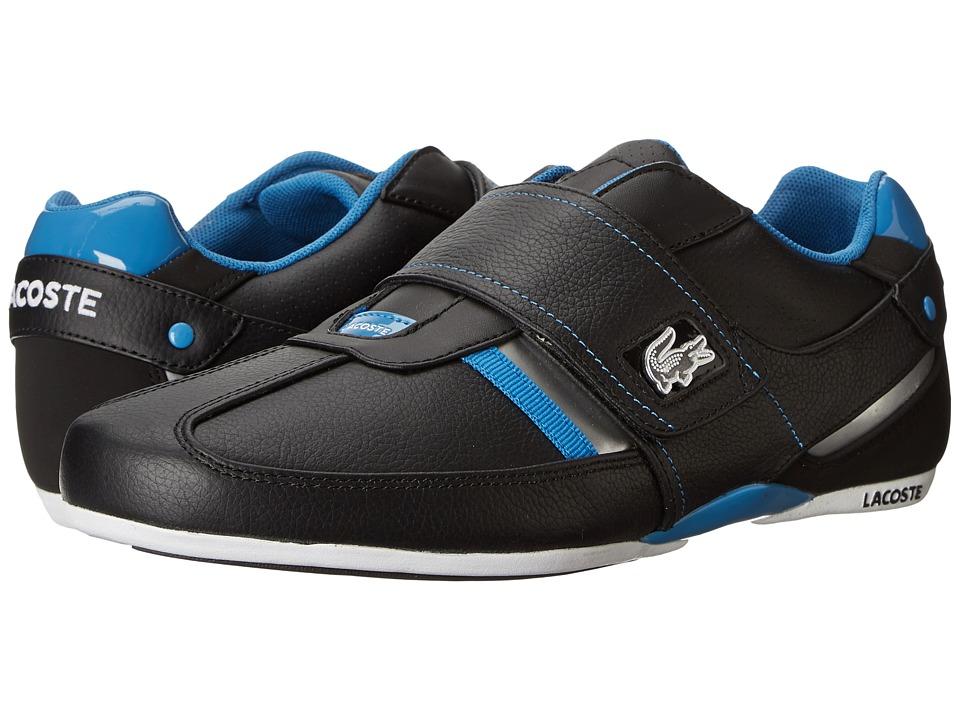 Lacoste - Protected Va (Black/Blue) Men