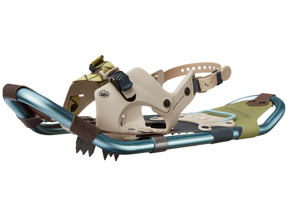 Tubbs - Journey 21 W (Teal/Brown) Outdoor Sports Equipment