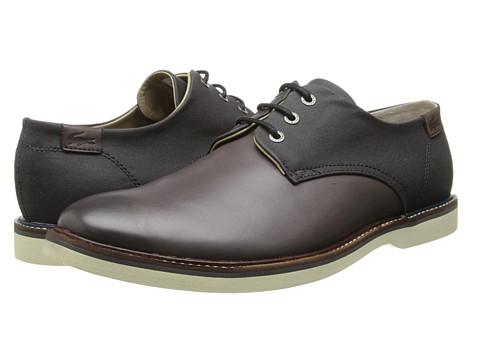 Lacoste - Sherbrooke 1 (Dark Grey) Men's Shoes