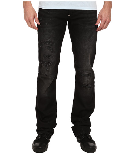 Philipp Plein - Texas Skull Jeans (Black Caviar) Men