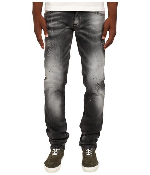 Philipp Plein - Cowboy Skull Jeans (Django Grey) Men's Jeans