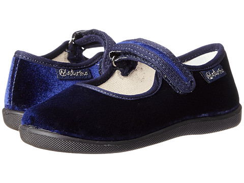 Naturino - 7703 FA14 (Toddler/Little Kid) (Blue) Girls Shoes