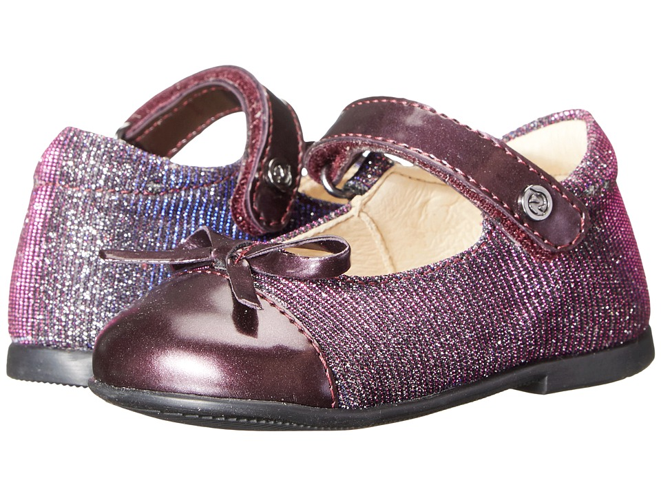 Naturino - 3664 FA14 (Toddler) (Purple) Girls Shoes